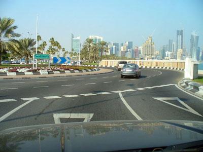 Oasis Rent A Car Doha